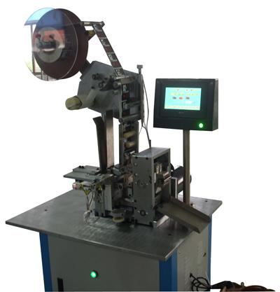 数控弹簧机视频_打火机数控自动全包机-打火机设备-宁波市百富自动化有限公司